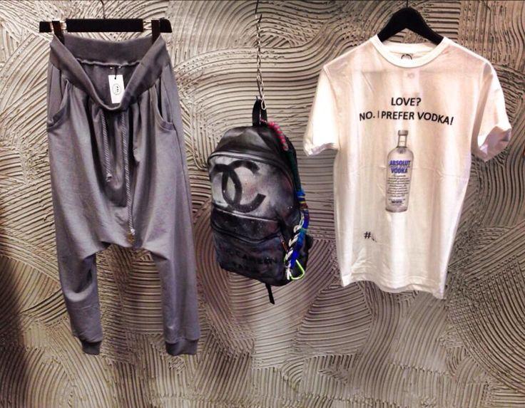 Total Look #AL ExclusiveBrand in boutique