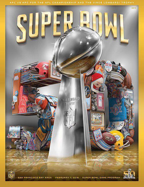 Super Bowl 50 or L