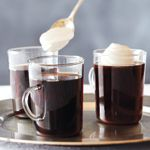 Spanish Coffee. With Vecchia Romagna and Tia Maria