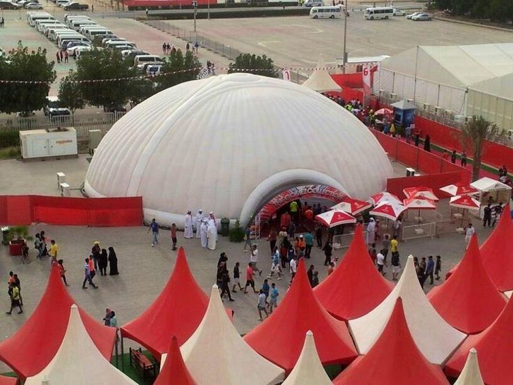 #24M #INFLATABLE #DOME BAHRAIN #FORMULA1 #GRANDPRIX #STRUCTURES #EVENTS #FESTIVALS #ROAD_SHOWS #EXHIBITIONS #INDOOR #OUTDOOR #DRYSPACE #NO INTERNAL TRUSSING # READY IN A FEW HOURS #FULLY BRAND-ABLE #HIRE #3 DAY #PURCHASE #Inflatable-structure  http://www.brandinteractivation.com/