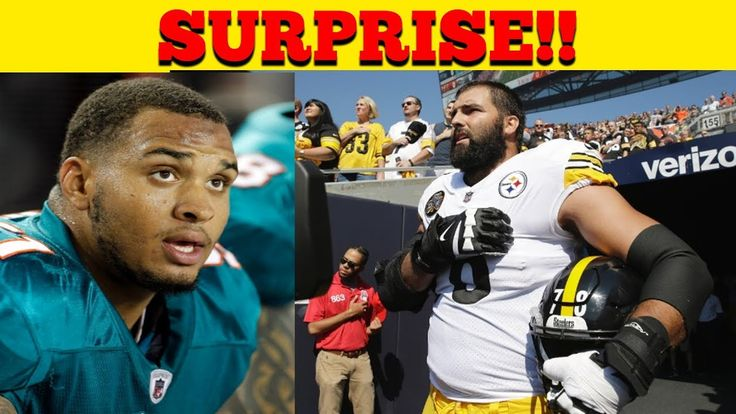 STEELERS PLAYER Gives Surprise Statement On Anthem Before Sundays Game | Conservative America Today https://youtu.be/XyRHpENcslA