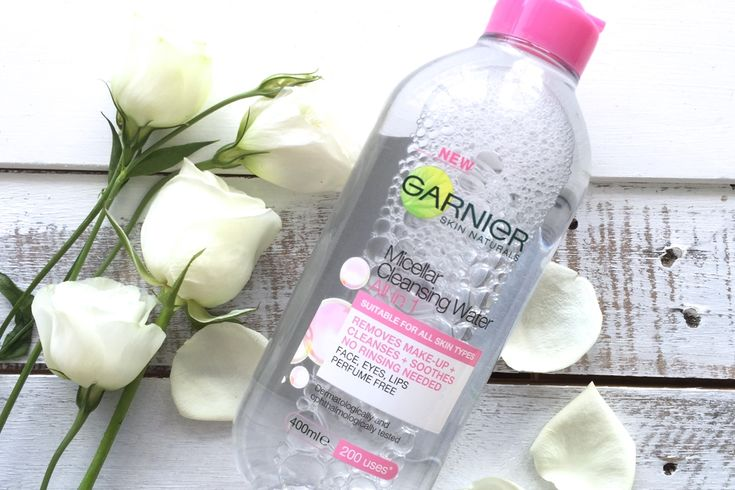 Is Micellar Water Your New Beauty Must-Have