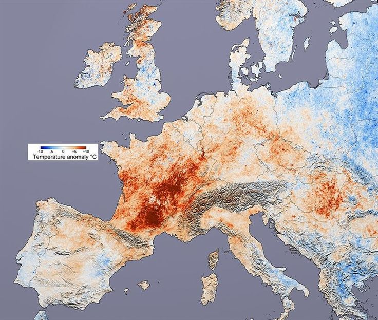 Olas de calor más severas y prolongadas se abatirán sobre Europa