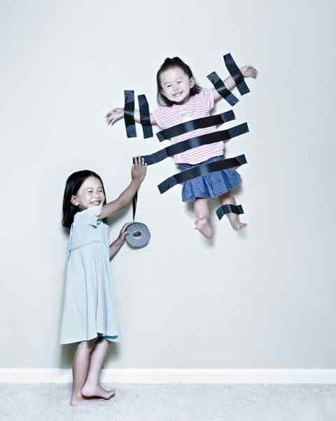 Creative Dad Takes Crazy Photos Of Daughters   Just Imagine – Daily Dose of Creativity