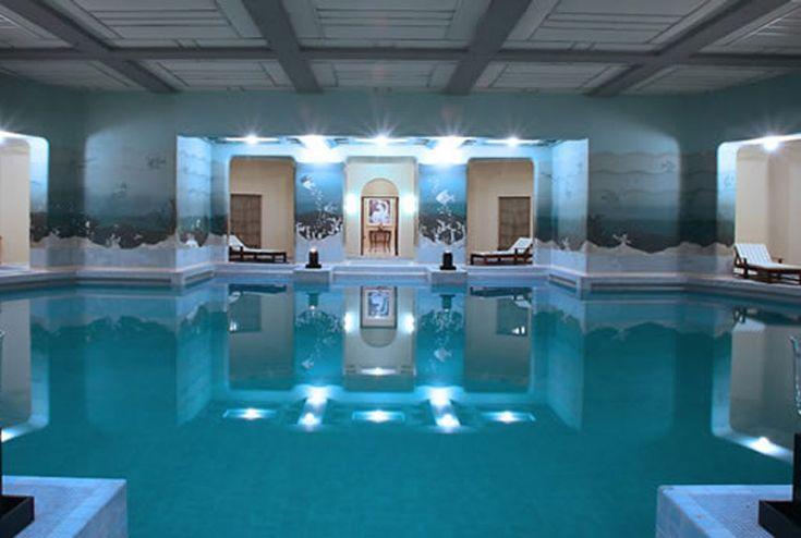 Umaid Bhawan Palace Zodiac Pool