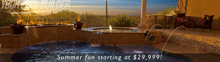 14 best $40k - $50k Swimming Pool Designs images on Pinterest | Pool ...