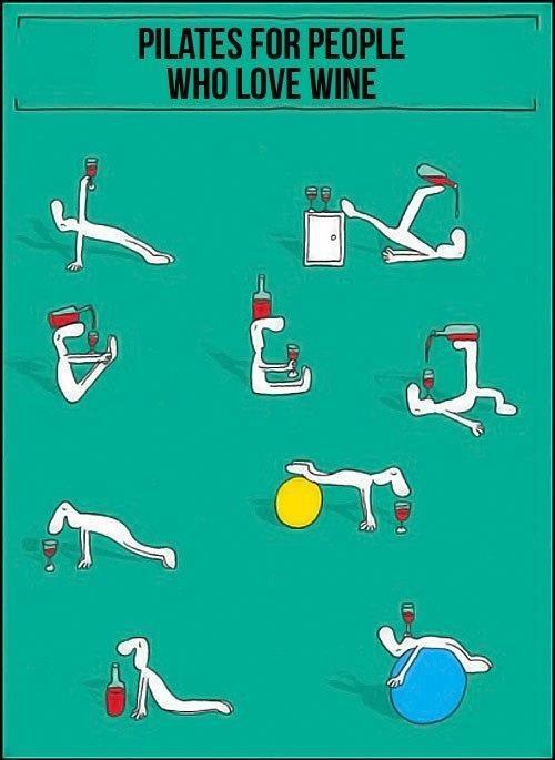 a0c3cfe058966a8ab750c1172b2fe000 wine o drink wine 133 best pilates memes images on pinterest pilates workout