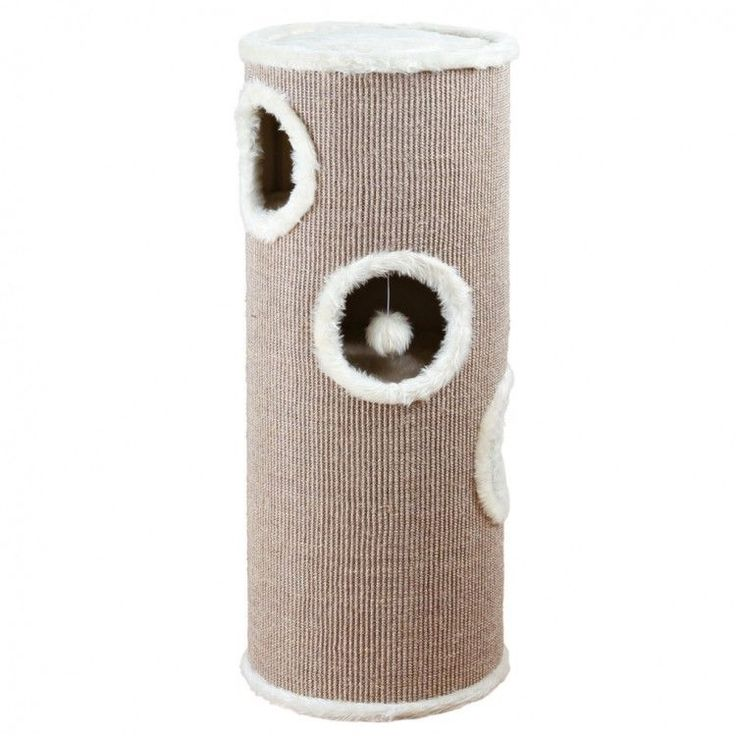 Cat Scratching Tower Cathouse Tree Home Ball Toy Scratcher Post Pet Playground #CatScratchingTower