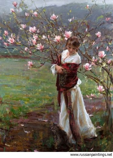 Morning Mist ~ Daniel Gerhartz