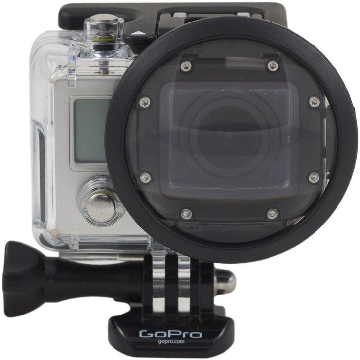 Polar Pro GoPro Macro Lens | Hero3/3+/4 Dive Housing