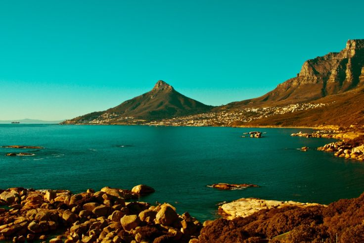 The other side of Lions head