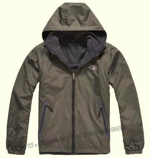 Cheap Mens The North Face Arctic Ski Gore Tex LightBrown Outlet TNF3410 Outlet