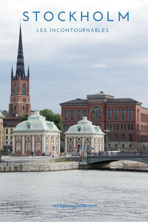 Découvrir les incontournables pour réussir son week-end à Stockholm : le Palais Royal, le Musée du Vasa, le musée en plein air de Skansen, une croisière dans l'archipel...