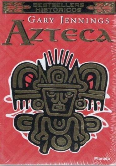 Libro Azteca - Gary Jennings