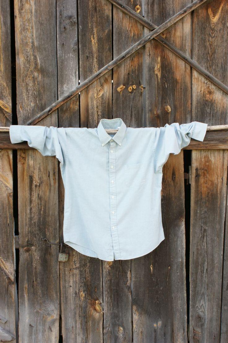 YSL vintage męska koszula shirt od Kingdom of Vintage