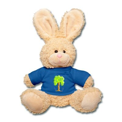 Conejo de peluche Raíces - Roots Teddy Rabbit - #Shop #Gift #Tienda #Regalos #Diseño #Design #LaMagiaDeUnSentimiento #MaderaYManchas #kid #boy #girl #children #tree #arbol #bosque #forest #niño #niña #niños #baby #bebe