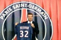 David Beckham Signs With Paris Saint-Germain & Will Donate Salary