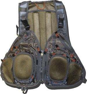 Fly Shack Hybrid Vest Pack / Backpack Combo