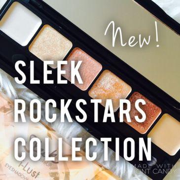 New Sleek eyeshadow palette