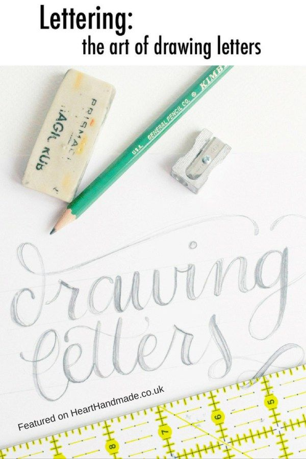 Lettering with megan Wells