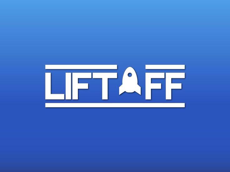 Liftoff. #countdown #54321 #liftoff #takeoff #rocket #logo #logodesign #design #graphicdesign #minimalist