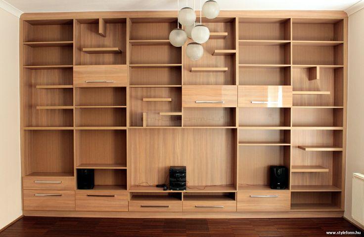 Styleform.hu - Nappali bútor szekrénysor