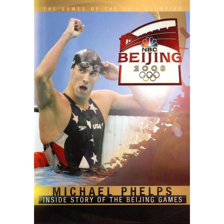 2008 Olympics: Michael Phelps - Inside Story of the Beijing Games (dvd_video)