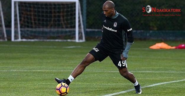 Beşiktaş'ın yeni transferi Ryan Babel ilk idmanına çıktı