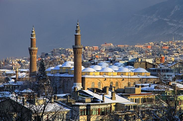 Ulucami - Bursa / TURKEY