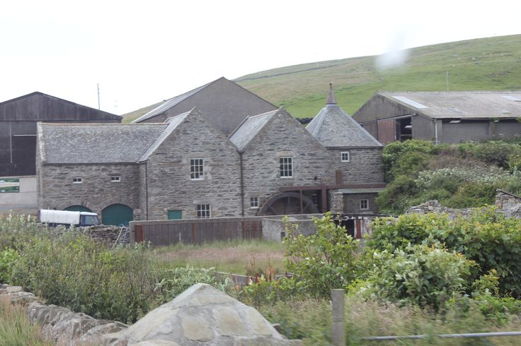 Quendale Mill - water mill and museum