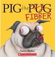 Book Pig the Fibber by Aaron Blabey