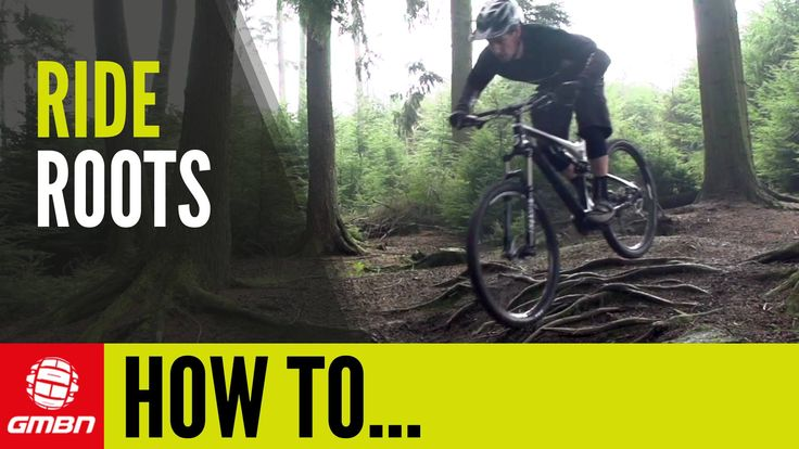 Video: How To Ride Roots On Your Mountain Bike. Singletracks Mountain Bike News.