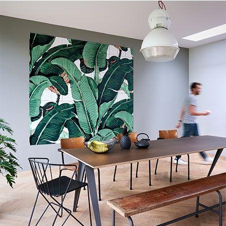 "IXXI ""Banana leaf "" (80 x 100 cm)"
