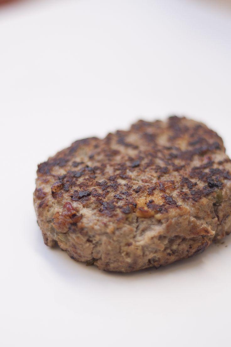 Todos los trucos para conseguir la hamburguesa perfecta. Es la hamburguesa de ternera más jugosa que jamás hayáis probado.