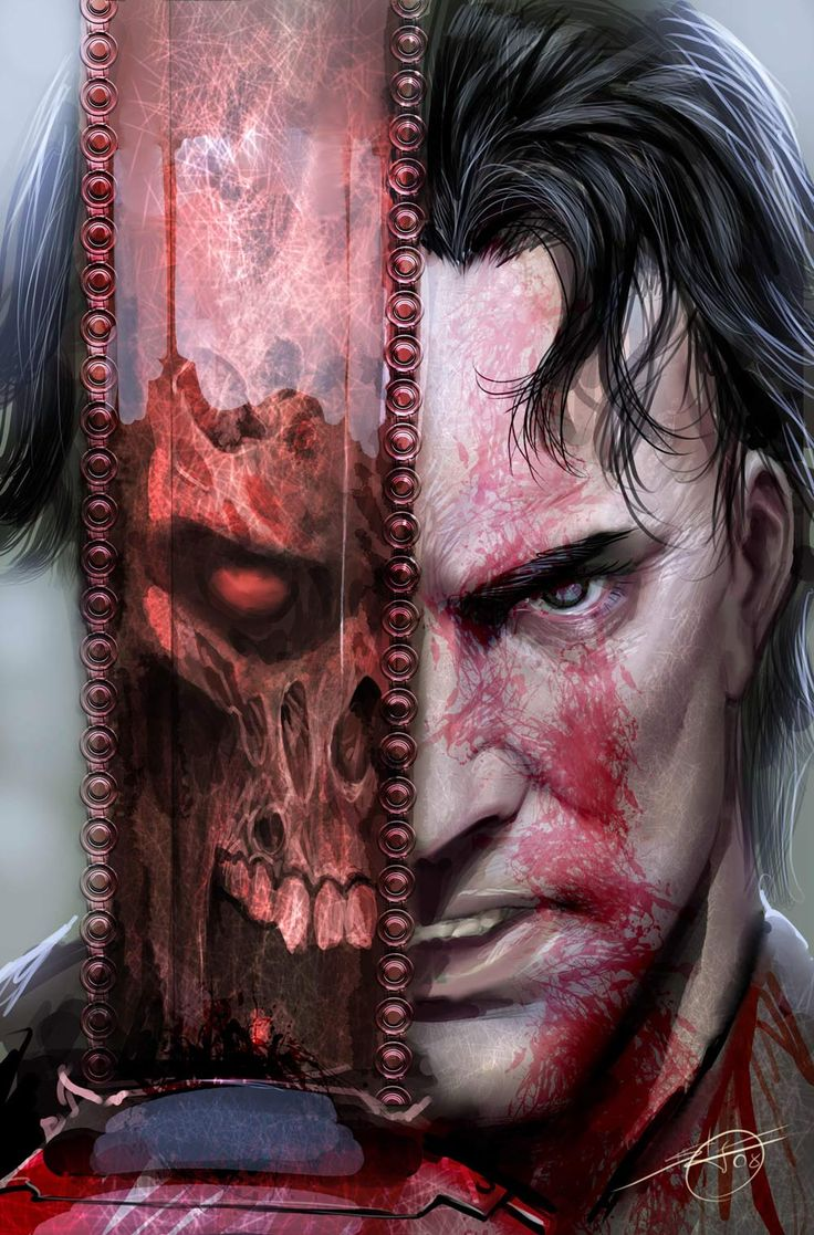 army of darkness cover by *nebezial on deviantART