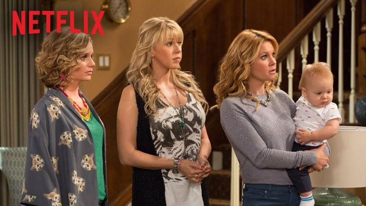 The Tanner Family Returns and 'Damn They All Still Look Good' in First Fuller House Trailer