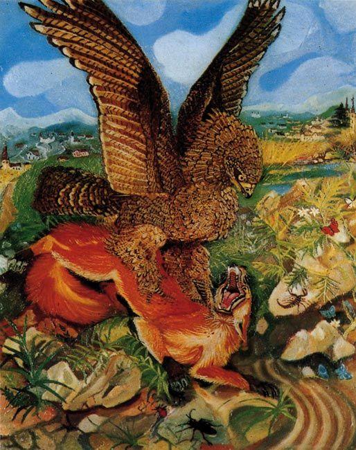 Antonio Ligabue, Ruggito - CoSA | Contemporary Sacred Art