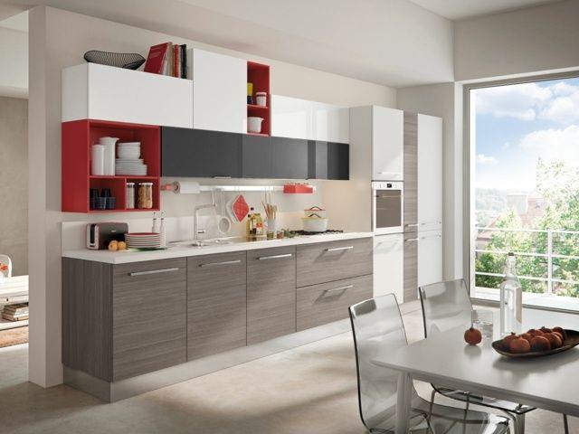 135 Beispiele für ultramoderne Einbauküchen Teil 2