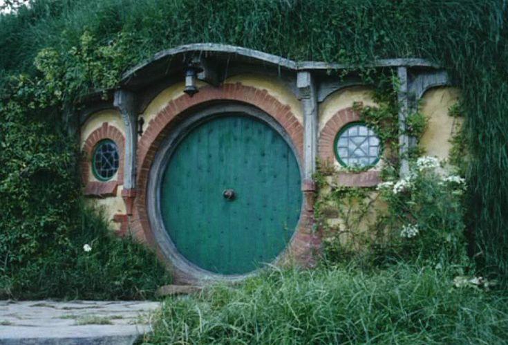 Hobbit Door :)