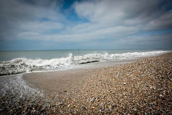 Bracklesham Bay in West Sussex gets a mention in the 1979 Jam song, Saturdays Kids and this 8-mile sweep of sand and shingle is still a popular spot for families in need of a chilled out break beside the sea.