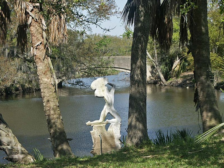17 best images about big easy day off on pinterest potato salad museum of art and w hotel for New orleans city park sculpture garden