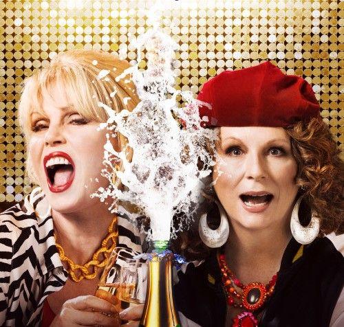 Absolutely Fabulous - Jennifer Saunders, Joanna Lumley, June Whitfield, Julia Sawalha, Jane Horrocks, Dawn French, Celia Imrie and Helen Lederer
