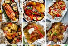 100 Cheap & Easy Foil Pack Dinners