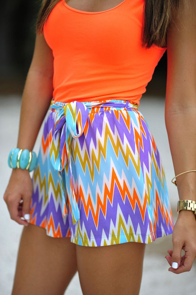 loving the bright colors!