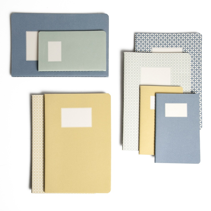 #stationery #notebooks | Dille & Kamille