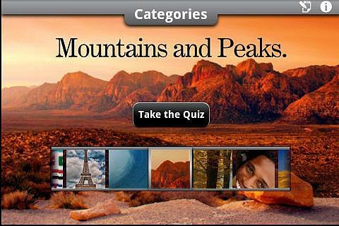 GeoQuiz (Free, Ages 8+): The GeoQuiz app from BrainCafe is a very cool app that challenges you and your child to answer questions about Earth and all of its wondrous features. With categories from Oceans, Rivers and Lakes all the way to Countries and Flags, this app covers a lot of ground. It keeps track of scores, so you can see who actually knows the most world capitals or is a whiz when it comes to different types of habitats.