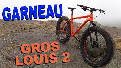 2017 Garneau Gros Louis 2 | Review ~ Fatbike Republic