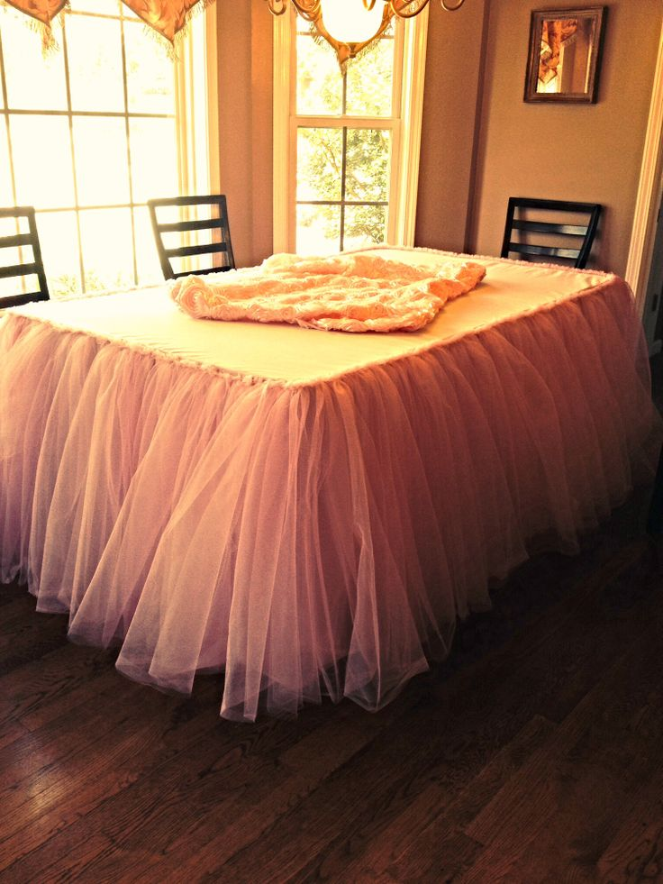 Tutu tablecloth