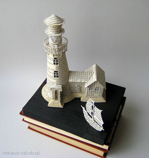 Best images about recycled books paper on pinterest