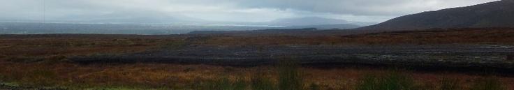 The Bangor trail, Mayo, Walking West of Ireland